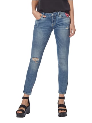Guess Skinny Fit Jeans im Destroyed Look Jeans - 1