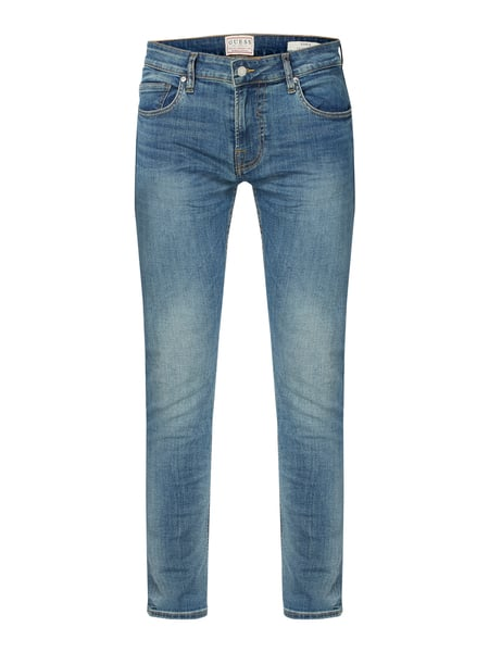Guess – Skinny Fit Jeans mit Stretch Anteil – Jeans