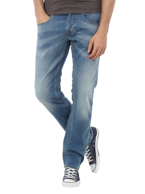 Guess Slim Fit Jeans aus Sweat-Denim Jeans - 1