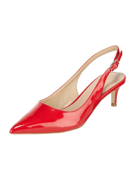 Guess Debby/sling Back - Sling Pumps in Lackoptik Rot