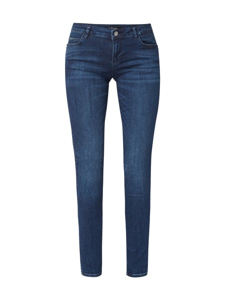 Guess Stone Washed Skinny Fit Jeans Blau / Türkis - 1