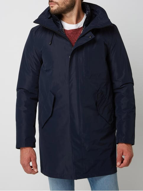 the latest 63ca8 1d81f 2-in-1-Parka mit herausnehmbarer Steppjacke