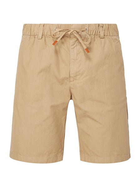 House of Paul Rosen Bermudas aus Baumwolle Beige - 1