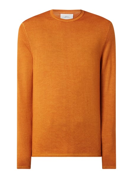 House of Paul Rosen Pullover aus Wolle Rot - 1