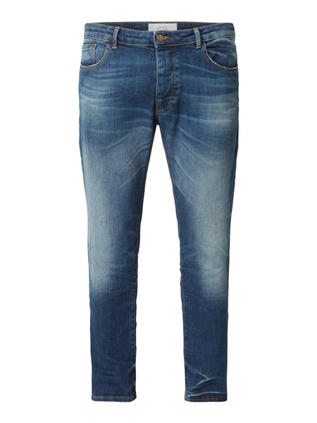 House of Paul Rosen Slim Fit 5-Pocket-Jeans mit Stretch-Anteil Jeans
