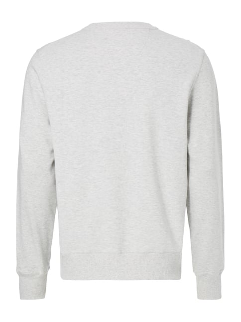 Paul Rosen Men Sweatshirt in Melangeoptik Offwhite meliert - 1
