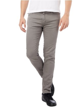 Hugo Coloured Skinny Fit 5-Pocket-Jeans Graphit - 1