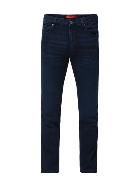Hugo Light Stone Washed Slim Fit Jeans Blau / Türkis - 1