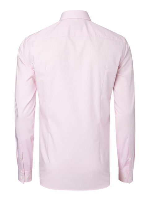 Hugo Slim Fit Business-Hemd mit extralangem Arm Rosa - 1