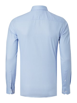 HUGO SUPER SLIM FIT Super Slim Fit Business-Hemd mit extralangem Arm Bleu - 1