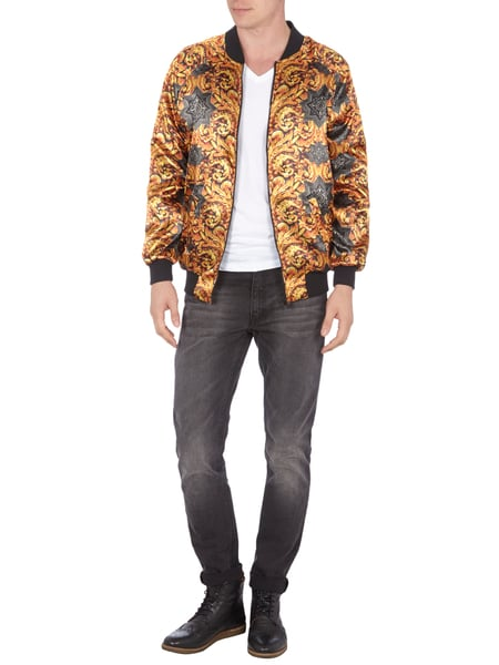 5d837c4ebe HYPE Jacke mit All-Over-Muster in Gelb online kaufen (9115972 ...