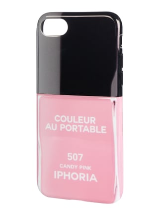 iPhone Case mit Print Rosé - 1
