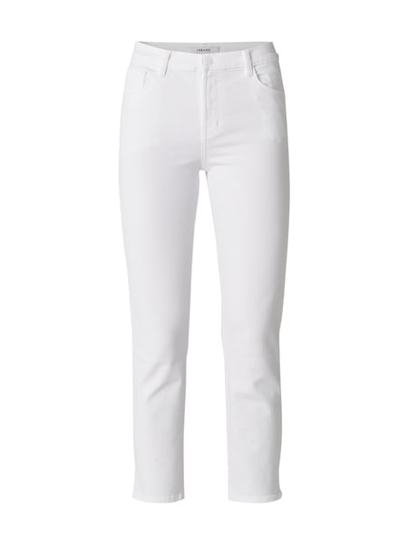 J-Brand Coloured High Waist Jeans Weiß - 1