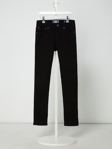 Jack & Jones Coloured Skinny Fit Jeans Schwarz - 1