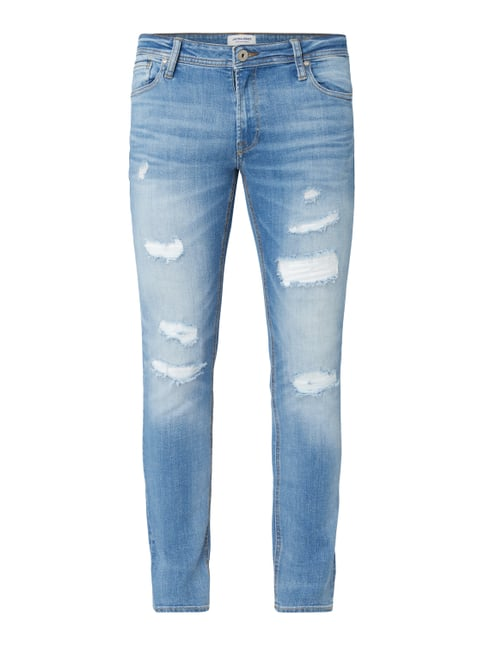 purchase cheap 2ee38 d9dde Skinny Fit Jeans im Used Look