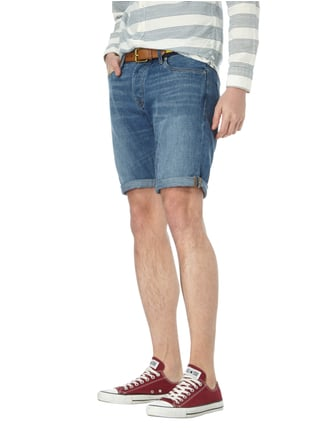 Jack & Jones Stone Washed Regular Fit Jeansbermudas Jeans - 1