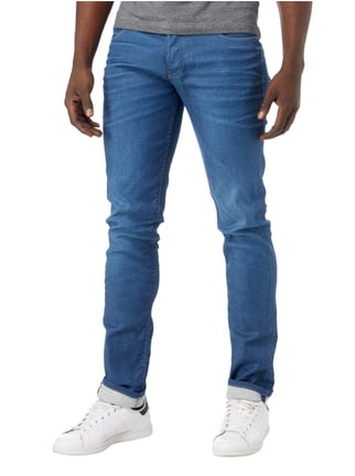 Jack & Jones Stone Washed Slim Fit 5-Pocket-Jeans Jeans - 1