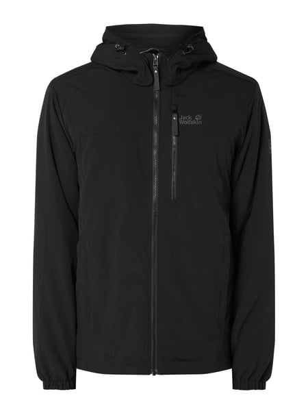 hot product 50% price speical offer Jack Wolfskin – Jacke mit Kapuze – Schwarz