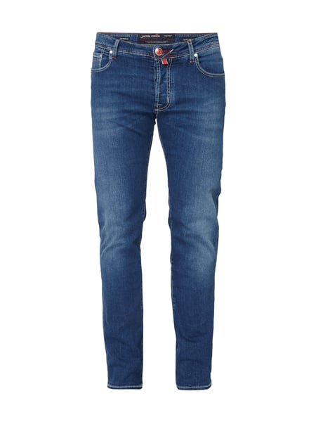 Jacob Cohen Stone Washed Comfort Fit Jeans Jeans