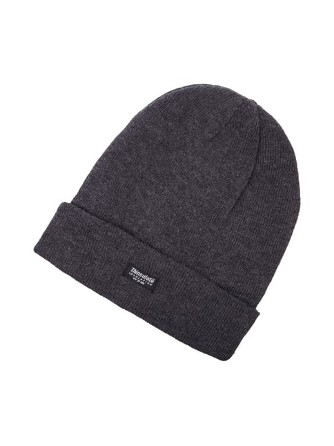 Beanie mit 3M™ Thinsulate™ Insulation Grau / Schwarz - 1