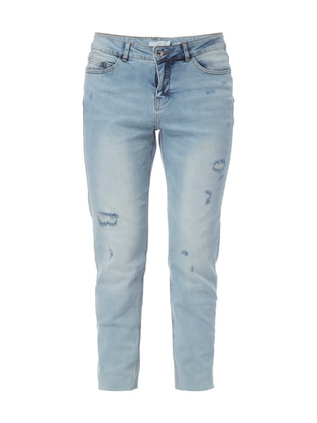 Jake*s Girlfriend Fit Jeans im Destroyed & Repaired Look Jeans