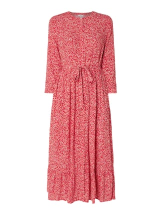Rotes kleid casual