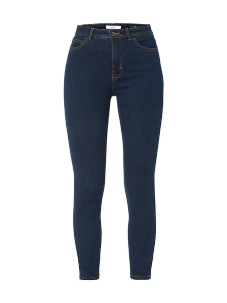 Jake*s Rinsed Washed High Rise Slim Fit Jeans Blau / Türkis - 1