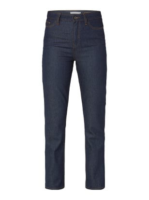 Jake*s Rinsed Washed Straight Fit Jeans Blau / Türkis - 1