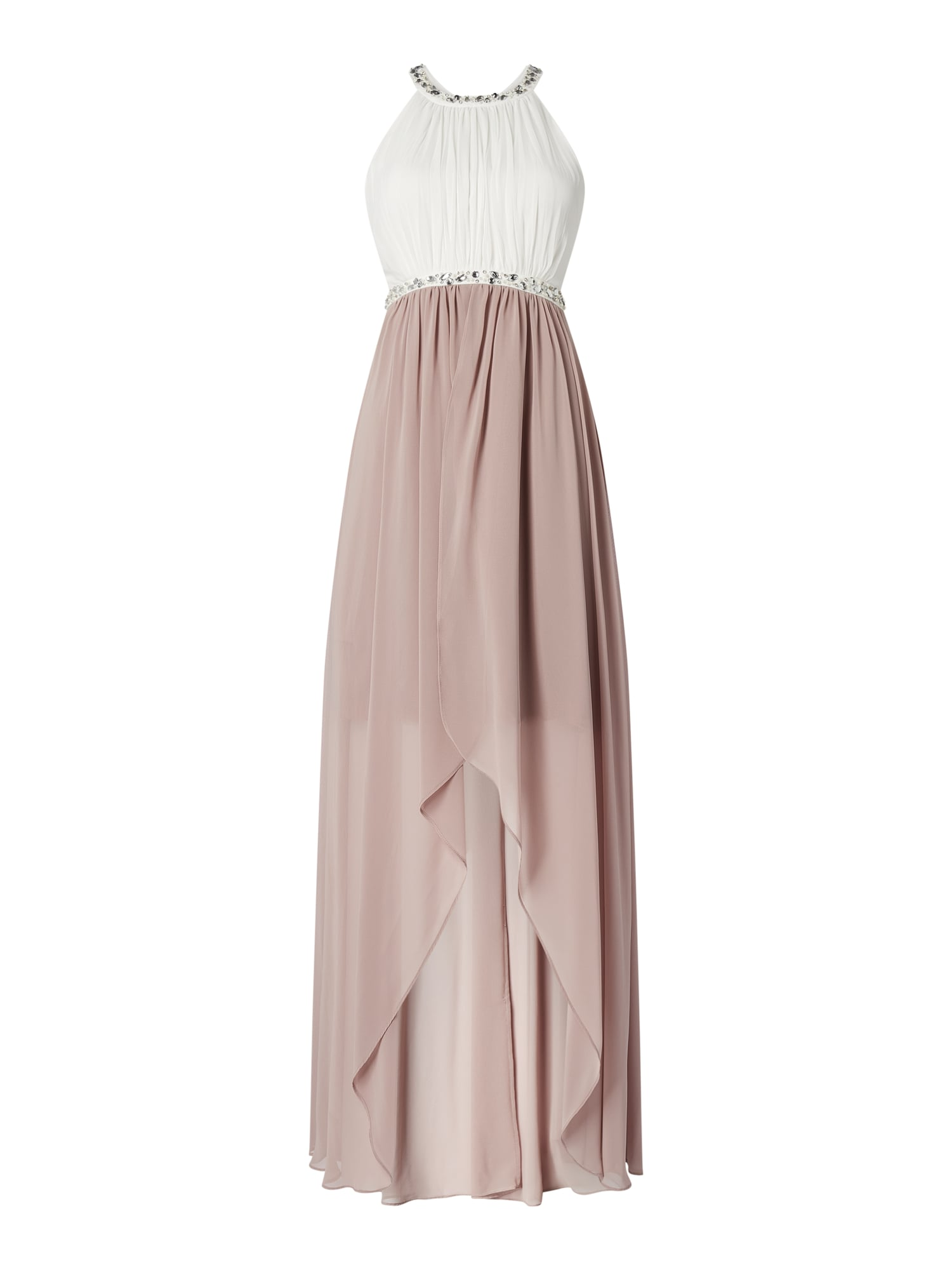 JAKE*S COCKTAIL Abendkleid aus Chiffon in Vokuhila-Passform in Lila online  kaufen (20) ▷ P&C Online Shop
