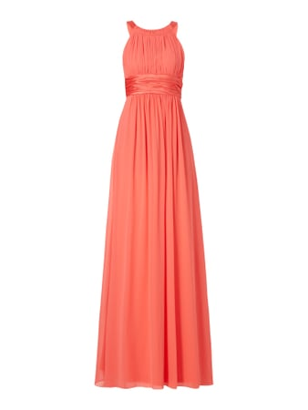 Jake*s Cocktail Abendkleid aus Chiffon Rot - 1