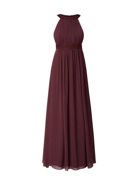 Jake s Cocktail Abendkleid mit Collierkragen Lila - 1 Abendkleid mit  Collierkragen Jake s Cocktail online kaufen ... d06c9798cf