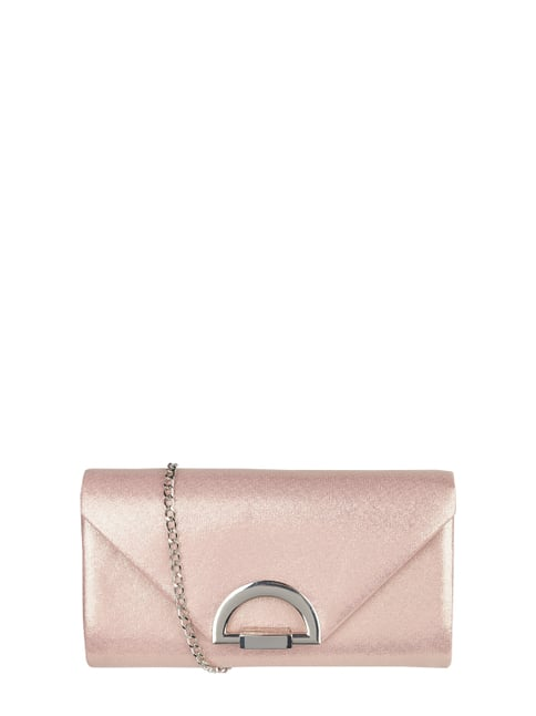 4bfbd776fb259 Jake s Cocktail Clutch mit Glitter-Effekt Rosé - 1 ...