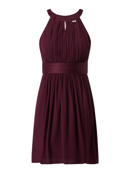 Jake*s Cocktail Cocktailkleid aus Chiffon mit Cut Outs Lila - 1