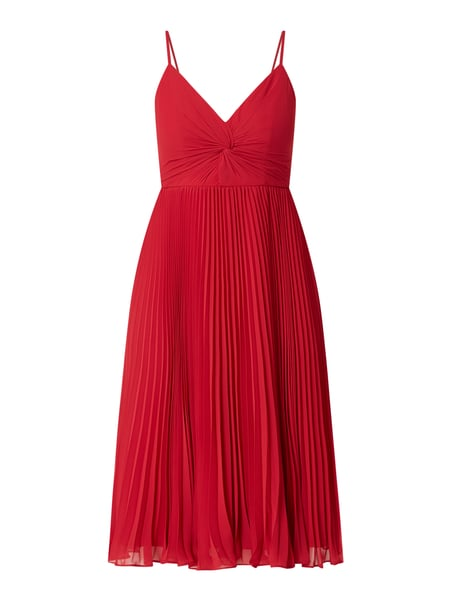 Jake*s Cocktail Cocktailkleid aus Chiffon Rot - 1