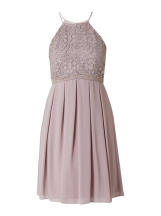 cc1c094b438d0b Jake*s Cocktail Cocktailkleid mit Pailletten Rosa - 1 Cocktailkleid mit Pailletten  Jake*s Cocktail online kaufen ...