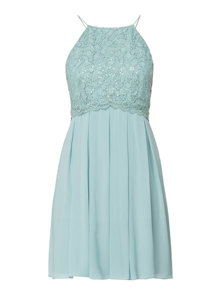 8ea35da0334f Jake*s Cocktail – Cocktailkleid mit Pailletten – Mint