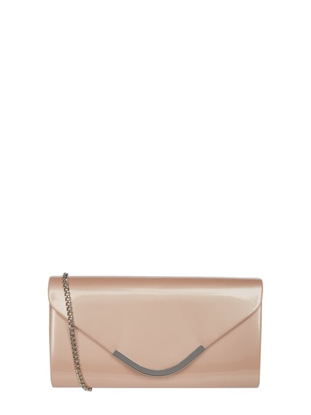 Jake*s Cocktail Pochette in Lackoptik Rosa - 1