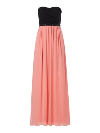 Jakes two tone abendkleid