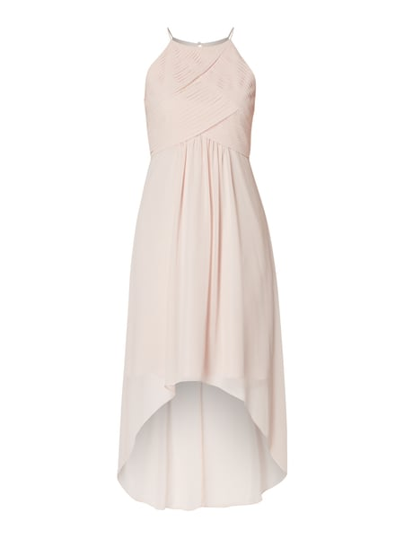 Jake*s Cocktail Vokuhila Cocktailkleid aus Chiffon Rosa - 1