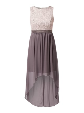 6040b763a0c4 Jake*s Cocktail Vokuhila Cocktailkleid mit Pailletten