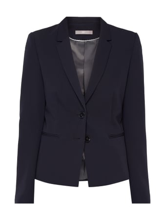 Jake*s Collection Blazer mit Paspeltaschen Blau - 1
