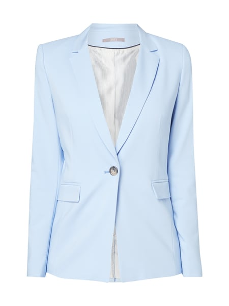 Jake*s Collection Blazer mit Pattentaschen Bleu