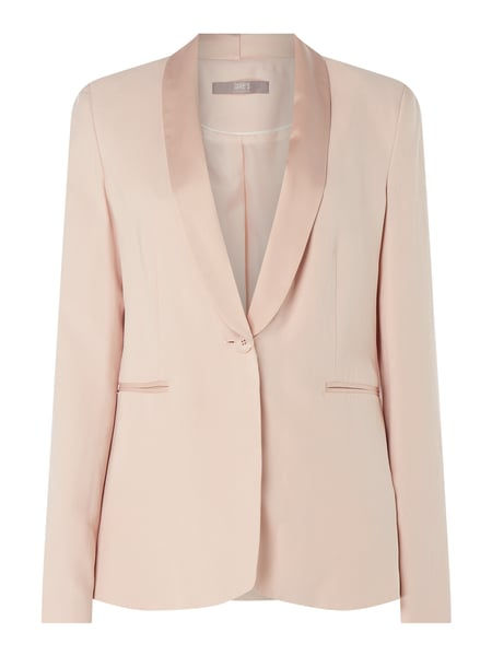 Jake*s Collection Blazer mit Schalkragen Rosa - 1