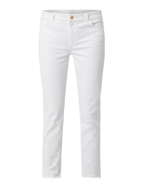 Jake s Collection Coloured Slim Fit Jeans Weiß - 1 ... b932876b09