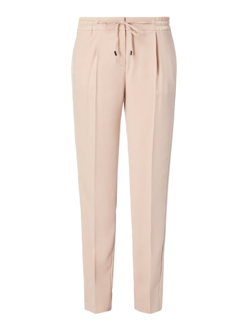 Easy Pants mit Tunnelzug Rosé - 1