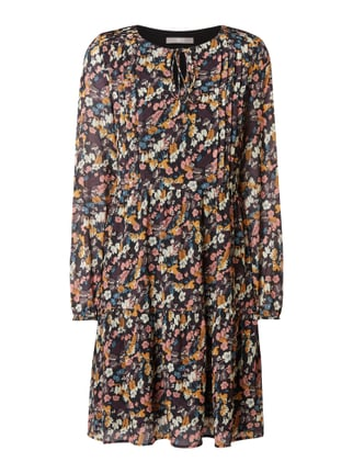 Mit Kleid Muster Collection Floralem s Jake P8OXwkn0