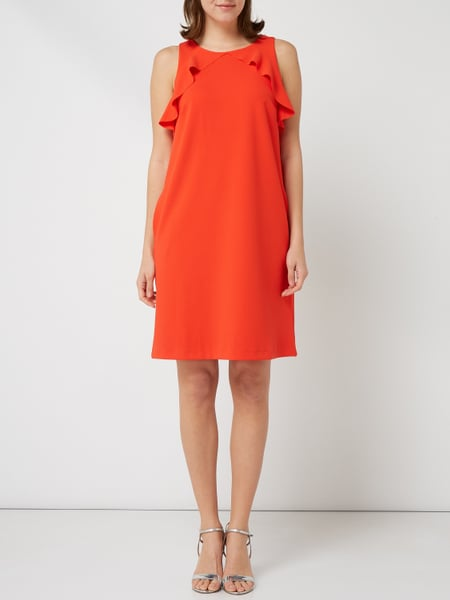 JAKE*S COLLECTION Kleid mit Volantbesatz in Rot online ...