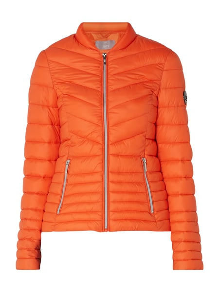 Jake*s Collection Steppjacke mit Wattierung Rot - 1