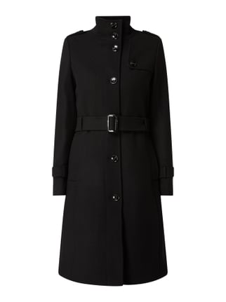 release date: 69d13 fef6f Jake*s Collection Trenchcoat aus Wollmischung