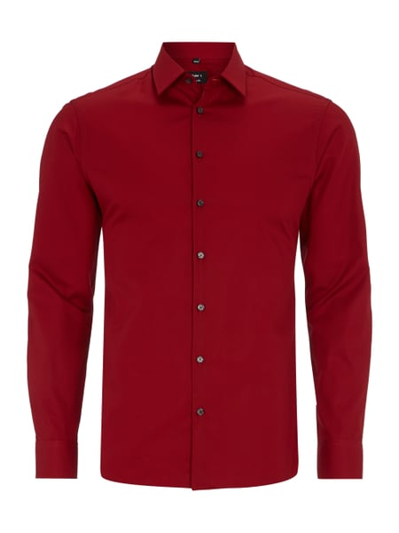 new styles 846e4 5f33a JAKES Slim Fit Business Hemd in Rot online kaufen (9118567 ...